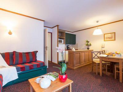 Location au ski Appartement 2 pièces 5-7 personnes - Résidence Pierre & Vacances l'Alpaga - Serre Chevalier