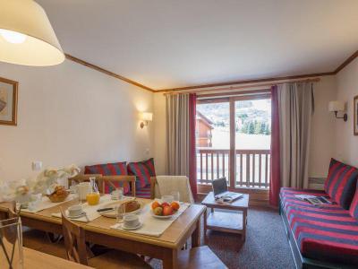 Location au ski Appartement 3 pièces 7 personnes - Résidence Pierre & Vacances l'Alpaga - Serre Chevalier