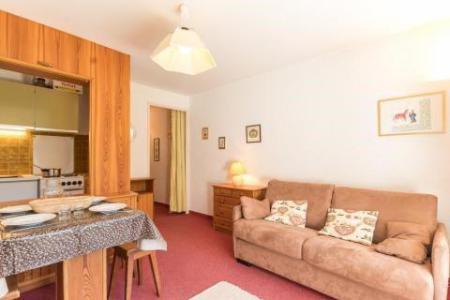 Location au ski Studio coin montagne 4 personnes (007) - Residence Plaine Alpe - Serre Chevalier