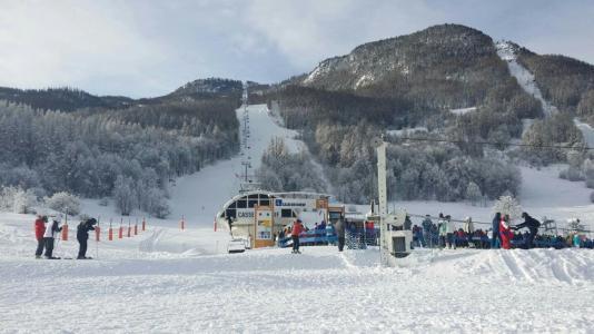 Location au ski Studio coin montagne 4 personnes (03) - Residence Plaine Alpe - Serre Chevalier