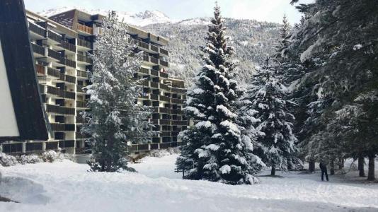 Location au ski Studio coin montagne 4 personnes (083) - Résidence Plaine Alpe - Serre Chevalier
