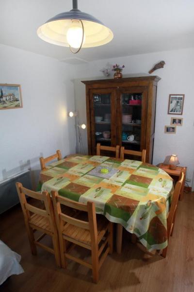 Location au ski Appartement 2 pièces coin montagne 6 personnes (062) - Residence Plaine Alpe - Serre Chevalier - Séjour