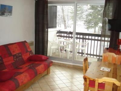 Location au ski Studio coin montagne 4 personnes (03) - Residence Plaine Alpe - Serre Chevalier - Séjour