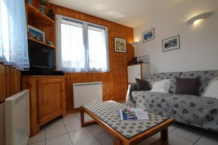 Location au ski Appartement 2 pièces coin montagne 4 personnes (B024) - Résidence Pré du Moulin B - Serre Chevalier - Coin séjour