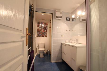 Location au ski Appartement 2 pièces coin montagne 4 personnes (B024) - Résidence Pré du Moulin B - Serre Chevalier - Salle d'eau
