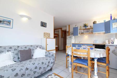 Location au ski Appartement 2 pièces coin montagne 4 personnes (B024) - Résidence Pré du Moulin B - Serre Chevalier - Séjour