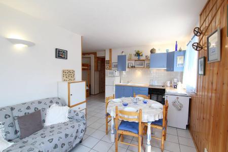 Location au ski Appartement 2 pièces coin montagne 4 personnes (B024) - Résidence Pré du Moulin B - Serre Chevalier - Table