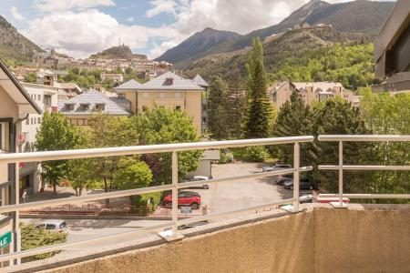 Location au ski Studio 4 personnes (307) - Residence Pre Du Moulin F - Serre Chevalier