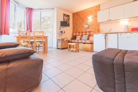 Location au ski Studio 3 personnes (305) - Residence Pre Du Moulin F - Serre Chevalier