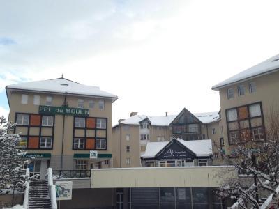 Location au ski Résidence Pré du Moulin F - Serre Chevalier - Extérieur hiver