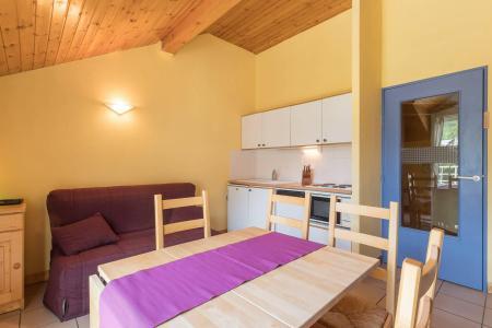 Location au ski Studio 3 personnes (307) - Résidence Pré du Moulin F - Serre Chevalier