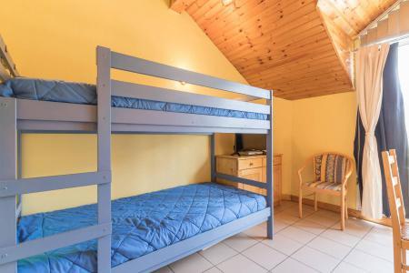 Location au ski Studio 4 personnes (307) - Residence Pre Du Moulin F - Serre Chevalier - Lits superposés