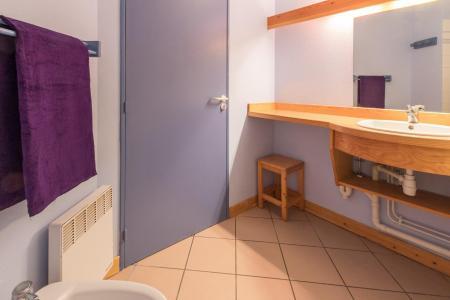 Location au ski Studio 4 personnes (307) - Résidence Pré du Moulin F - Serre Chevalier - Salle de bains