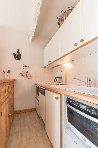 Location au ski Appartement 2 pièces 4 personnes (102) - Residence Pre Du Moulin G - Serre Chevalier