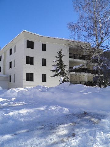 Location au ski Residence Prorel - Serre Chevalier - Extérieur hiver