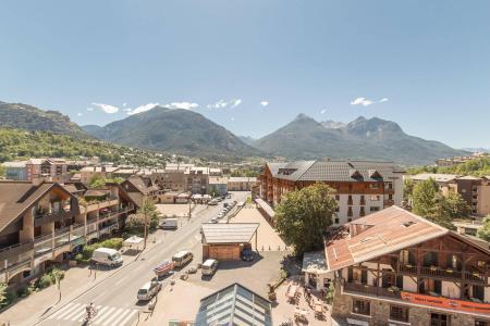 Location au ski Studio coin montagne 6 personnes (406) - Residence Relais Guisane A - Serre Chevalier