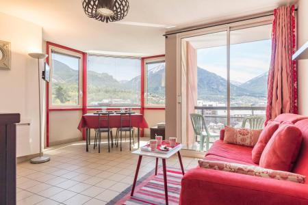 Location au ski Appartement 2 pièces 4 personnes (409) - Résidence Relais Guisane A - Serre Chevalier