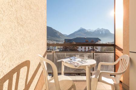 Location au ski Studio coin montagne 6 personnes (405) - Résidence Relais Guisane A - Serre Chevalier
