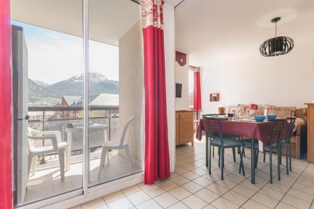 Location au ski Studio coin montagne 6 personnes (406) - Résidence Relais Guisane A - Serre Chevalier