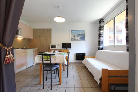 Location au ski Studio coin montagne 4 personnes (414) - Résidence Relais Guisane B - Serre Chevalier - Appartement