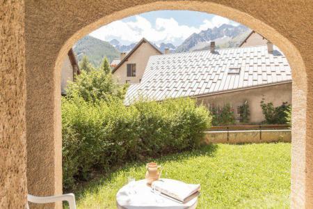 Location au ski Studio coin montagne 4 personnes (007) - Residence Roche Colombe - Serre Chevalier