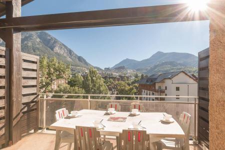 Location au ski Appartement 3 pièces 6 personnes (608) - Résidence Signal du Prorel - Serre Chevalier