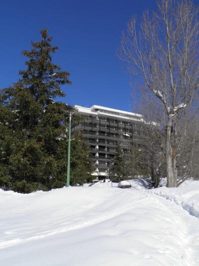 Location au ski Residence Thabor - Serre Chevalier - Extérieur hiver