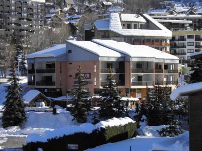 Location au ski Studio 3 personnes (116) - Résidence Val Saint Bernard - Serre Chevalier