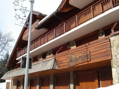Ski en famille Résidence Vallonpierre
