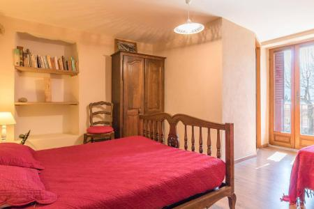 Rent in ski resort 3 room apartment 5 people (SEINT3) - Rue du Professeur Forgues - Serre Chevalier - Double bed