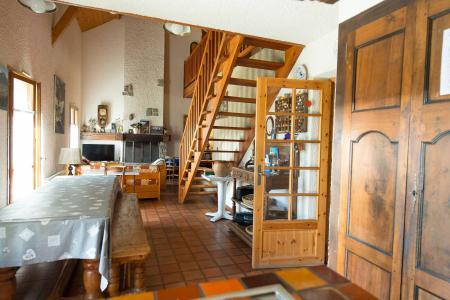 Rent in ski resort 6 room mezzanine villa 14 people - Villa Individuelle Hameau de Pont de Cervières - Serre Chevalier - Apartment