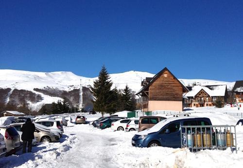 Le Bois De La Reine Super Besse - Residence Le Bois De La Reine 20%, Super Besse, location vacances ski Super Besse Ski Planet