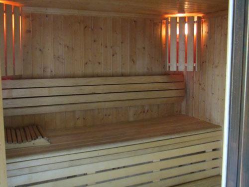 Location au ski Residence O Sancy By Residandco - Super Besse - Sauna
