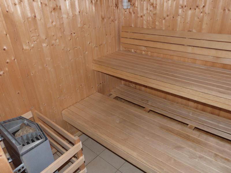 Location au ski Résidence le Bois de la Reine - Super Besse - Sauna