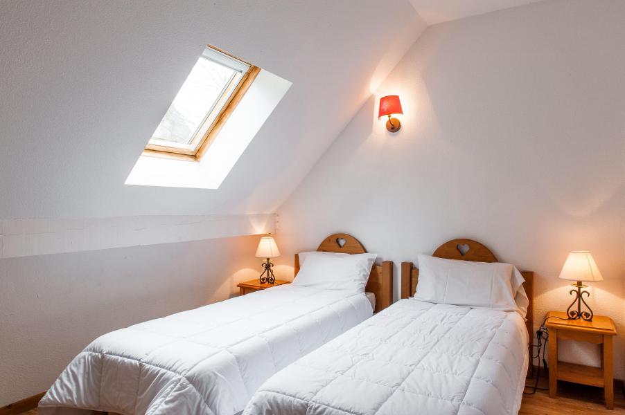 Skiverleih Résidence le Bois de la Reine - Super Besse - Schlafzimmer