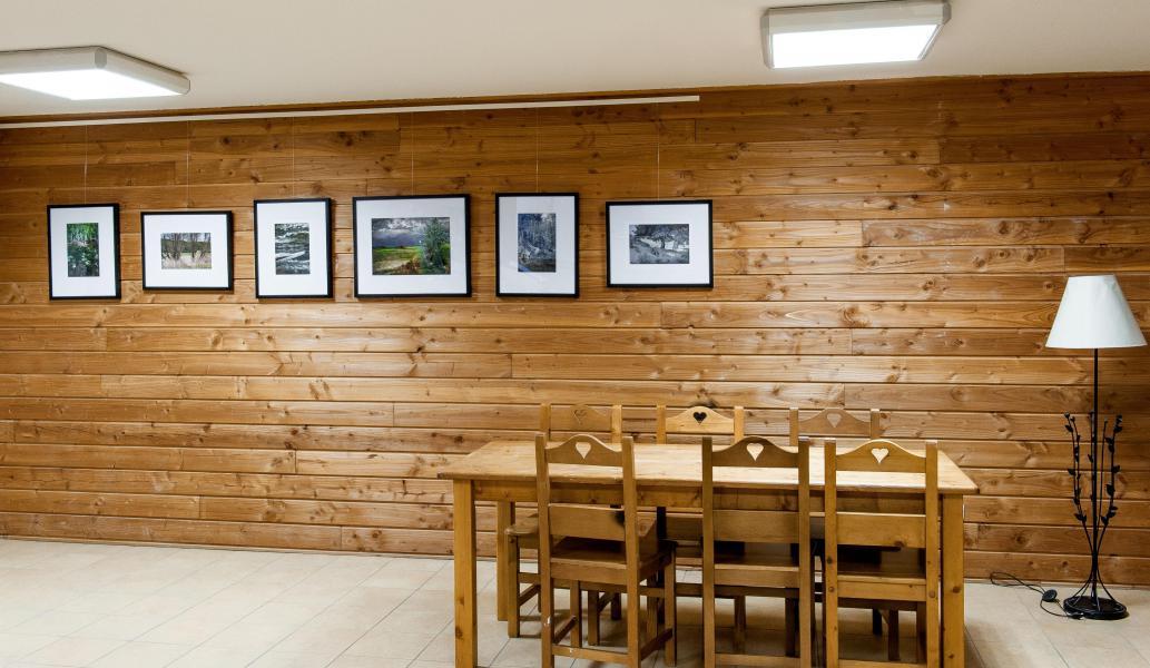 Location au ski Résidence le Bois de la Reine - Super Besse - Séjour
