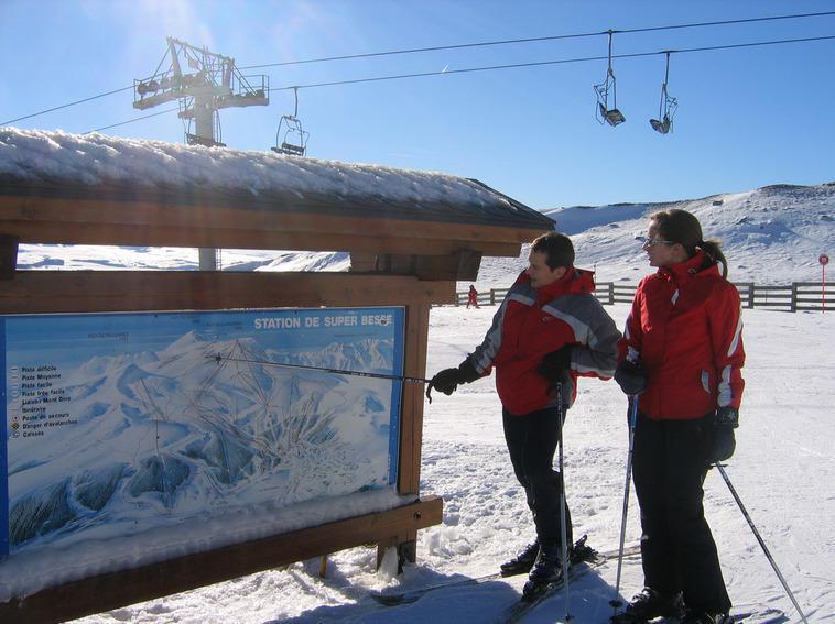 Location au ski Résidence les Matins du Sancy - Super Besse
