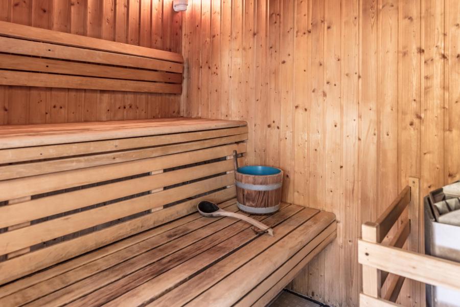 Location au ski Résidence les Matins du Sancy - Super Besse - Sauna