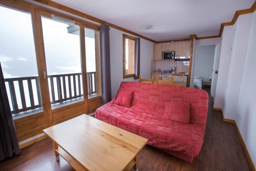 Location au ski Résidence O Sancy By Résidandco - Super Besse - Canapé-lit