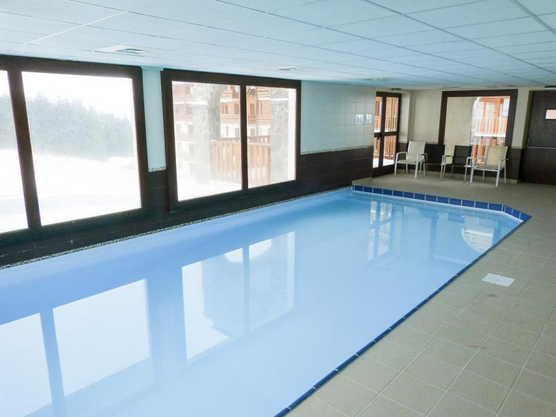 Location au ski Résidence O Sancy By Résidandco - Super Besse - Piscine
