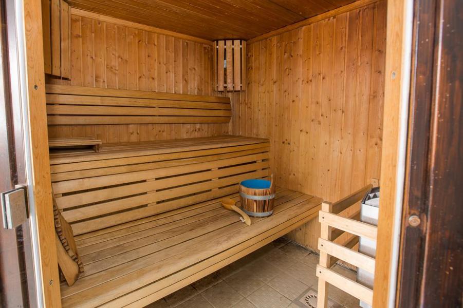 Location au ski Résidence O Sancy By Résidandco - Super Besse - Sauna