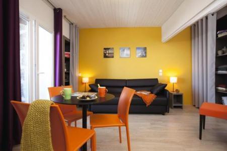 Location au ski Suite Premium (2 adultes + 2 enfants -12 ans) (2C4PS) - Hotel Belambra Club Le Chambourguet