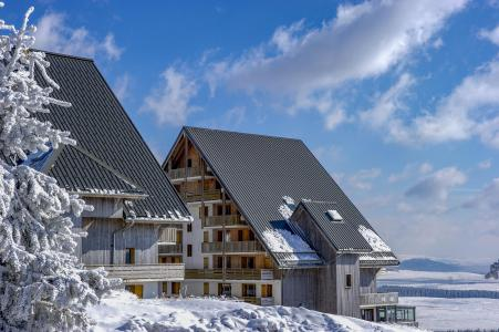 Location appartement au ski Les Chalets de Super-Besse
