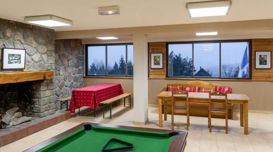 Location au ski Résidence le Bois de la Reine - Super Besse - Appartement