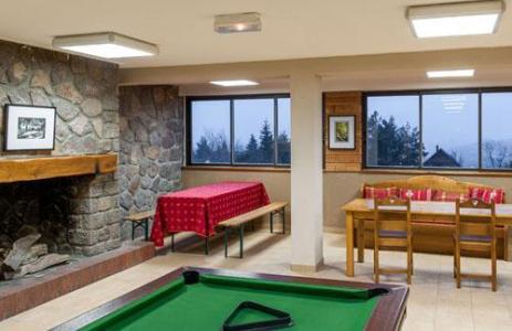 Location au ski Residence Le Bois De La Reine - Super Besse - Réception