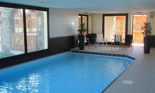 Location au ski Residence O Sancy By Residandco - Super Besse - Piscine