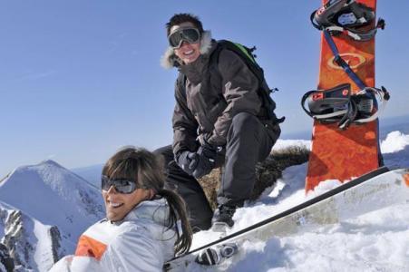 Location au ski Vvf Villages Le Montferrand - Super Besse - Extérieur hiver