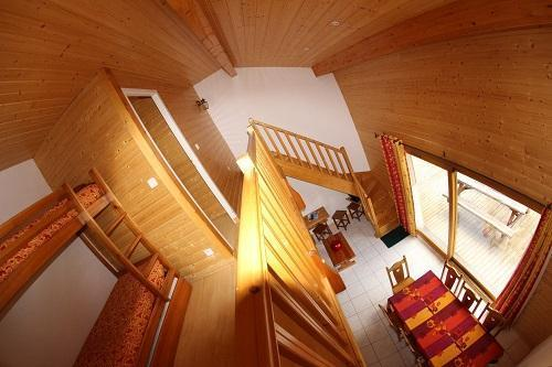 Location au ski Residence Chalets Margot - Superdévoluy - Mezzanine
