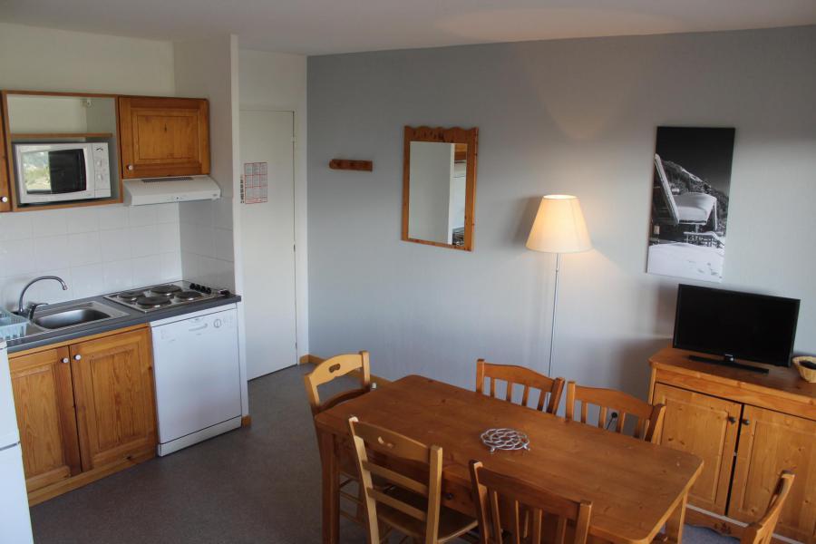 Location au ski Appartement 2 pièces coin montagne 4 personnes (CF42) - La Résidence les Chaumettes - Superdévoluy