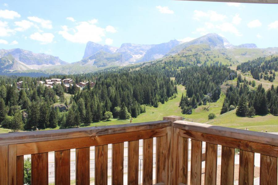 Rent in ski resort La Résidence les Chaumettes - Superdévoluy